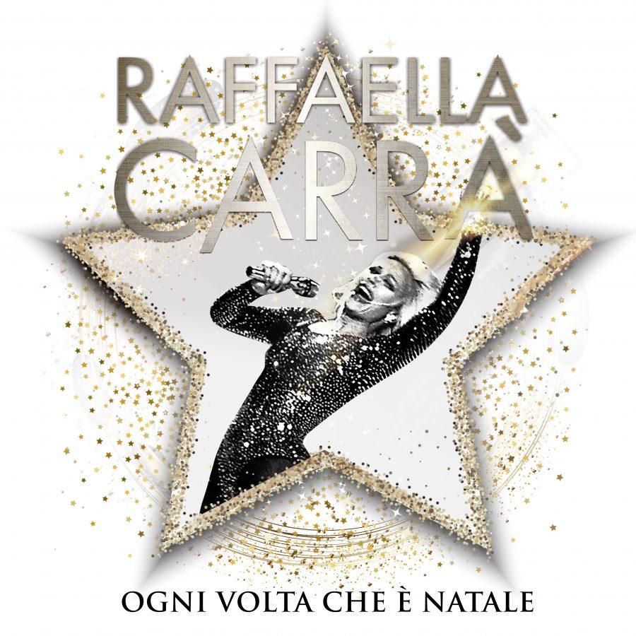 """Raffaella Carrà: il 30 novembre esce """"Ogni volta che è Natale"""" in 4 versioni"""