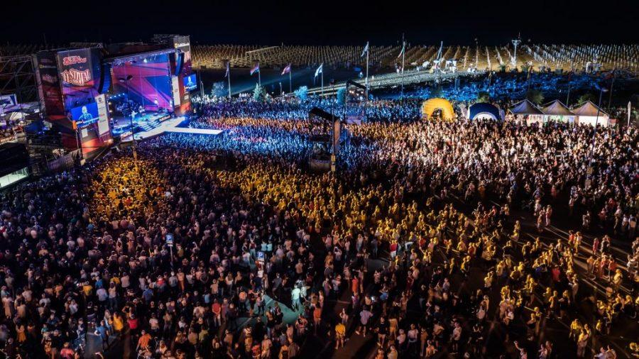 """""""Festival Show 2019"""": date e città della nuova stagione"""