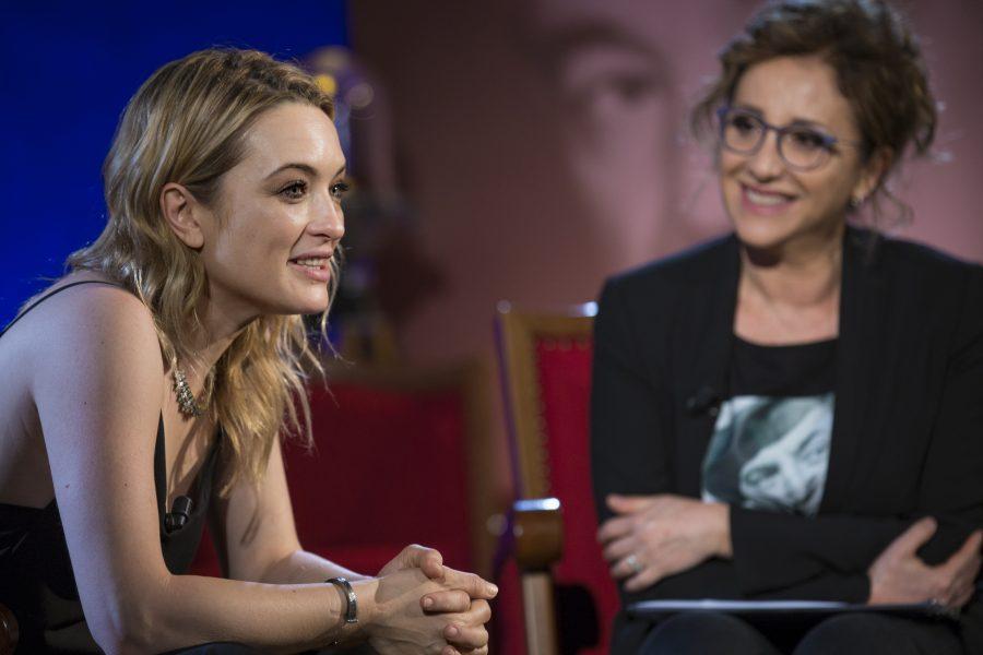 """OffStage"": stasera su Rai Movie puntata dedicata a Carolina Crescentini"