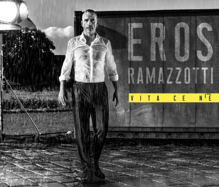 Eros Ramazzotti: nuovo album e tour mondiale in arrivo