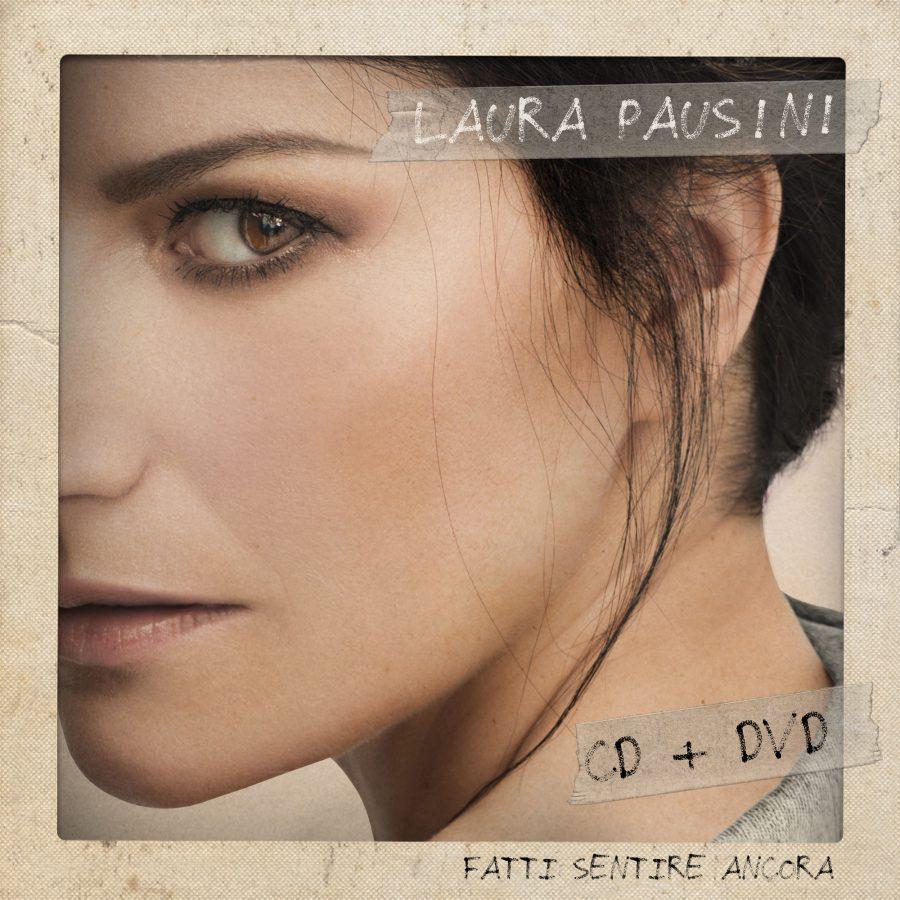 """""""Fatti sentire ancora"""": DVD, libro-magazine e CD di Laura Pausini"""
