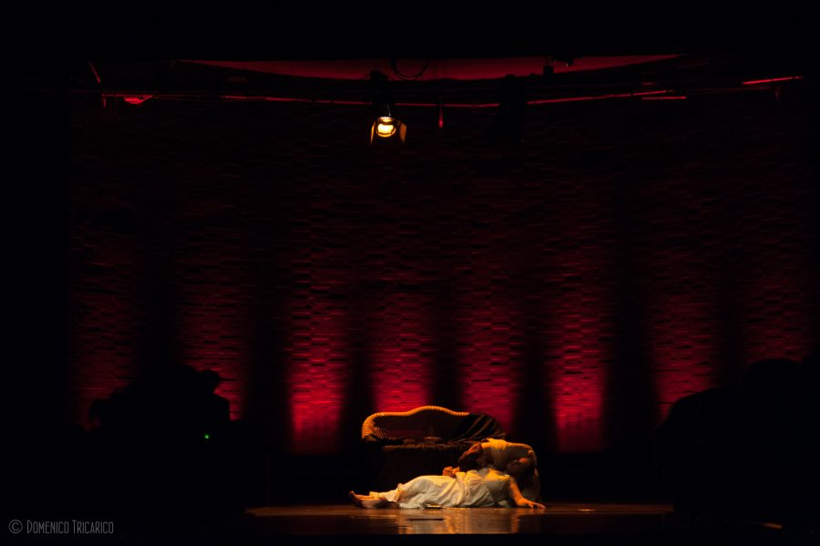 Rebibbia Femminile in scena al Teatro Biblioteca Quarticciolo