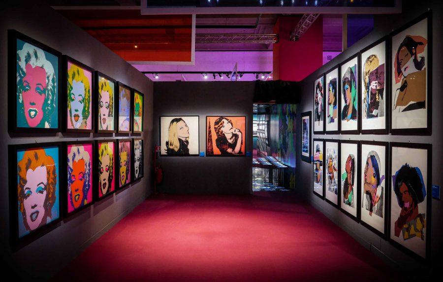 Mostre d'arte a Roma: prorogate quelle di Andy Warhol e Pollock