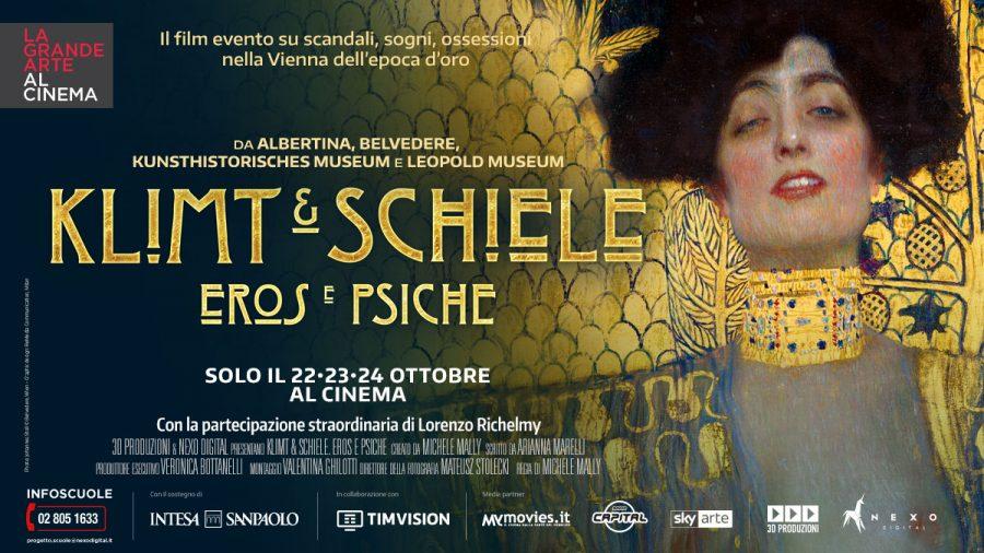"""""""Klimt e Schiele. Eros e Psiche"""": al cinema il periodo d'oro dell'arte viennese"""