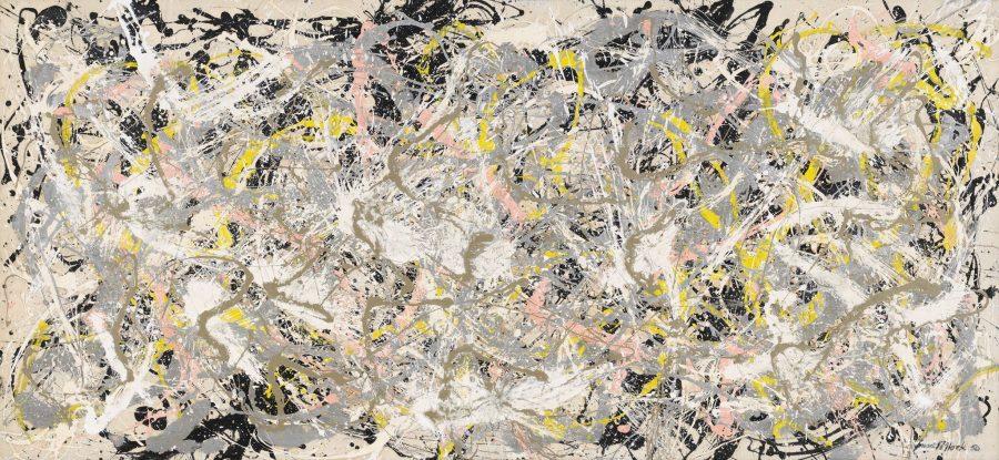 """""""Pollock e la Scuola di New York"""": domani l'apertura della mostra a Roma"""