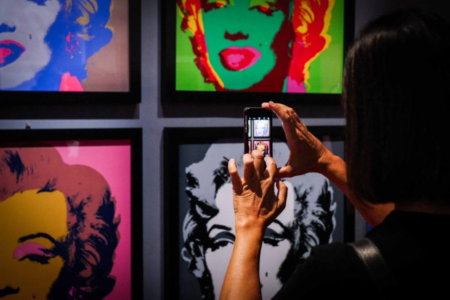 Warhol, il maestro della pop art in mostra a Roma