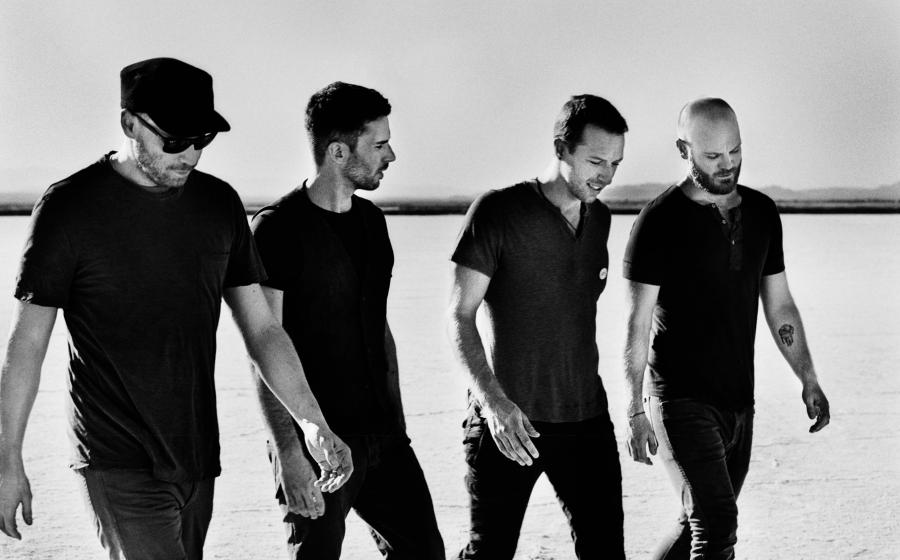 Coldplay: a dicembre un album live, un film-concerto e un documentario