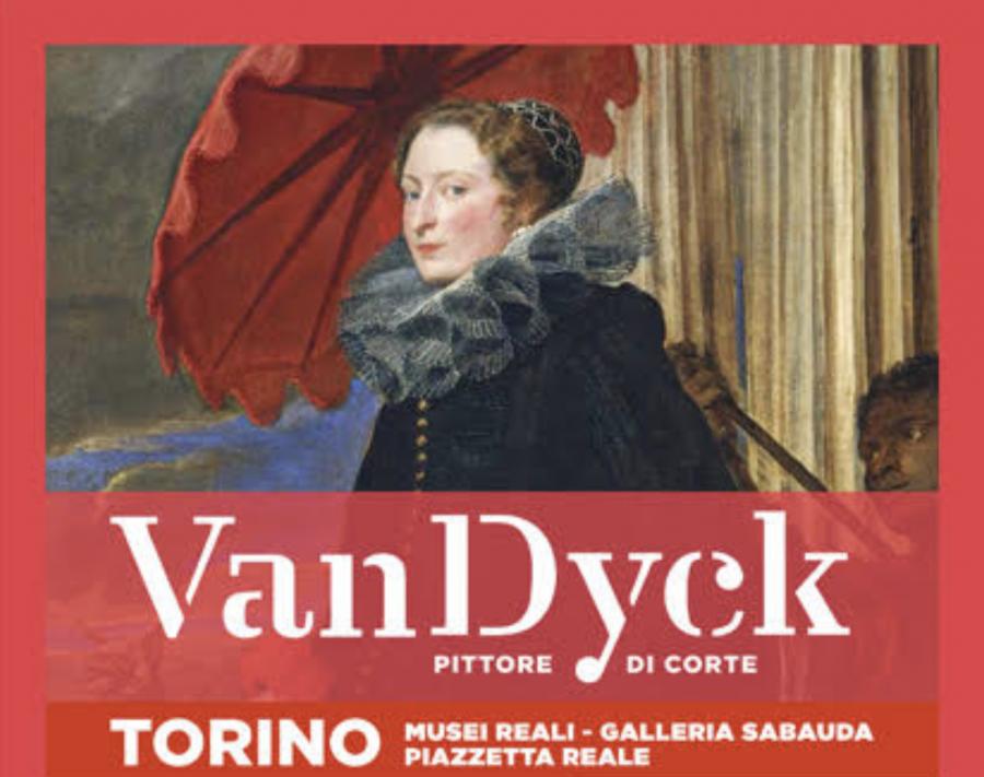A Torino mostra su Antoonvan Dyck, il pittore delle corti