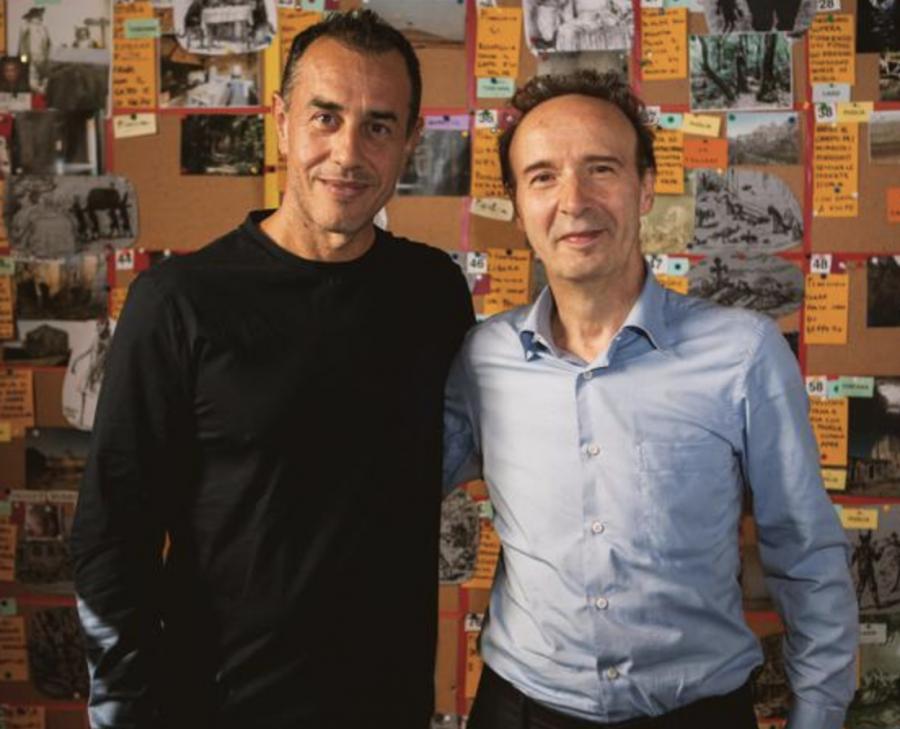 """""""Pinocchio"""": il Geppetto del film di Matteo Garrone sarà Roberto Benigni"""