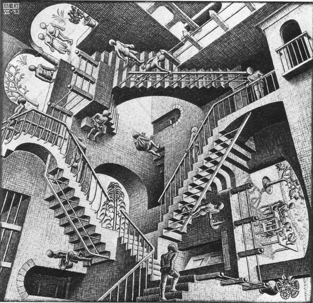 Escher: una mostra imperdibile al PAN, ilPalazzo delle Arti di Napoli