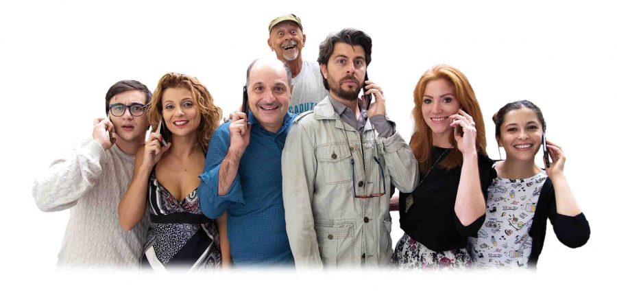 """Chat a due piazze"": la commedia di Ray Cooney in scena al Teatro Roma"