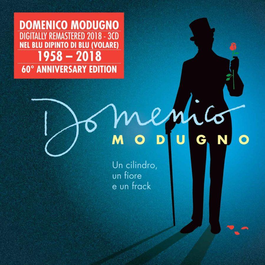 """Domenico Modugno: nuova raccolta per i 60 anni di """"Nel blu dipinto di blu"""""""
