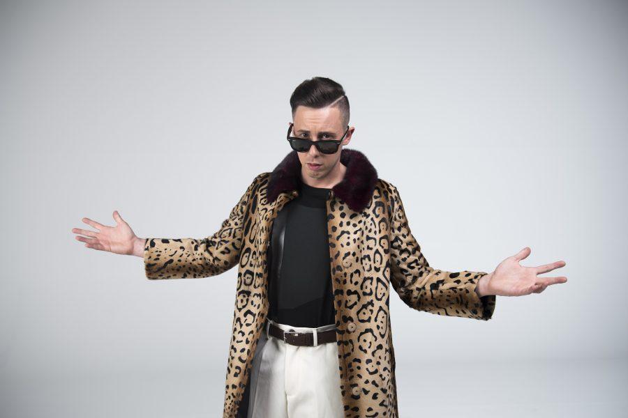 """""""Truman"""": in arrivo il nuovo album-spettacolo di Shade"""