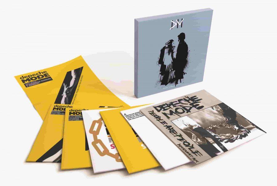 Depeche Mode: fuori il 14 dicembre due cofanetti in vinile per Sony Music