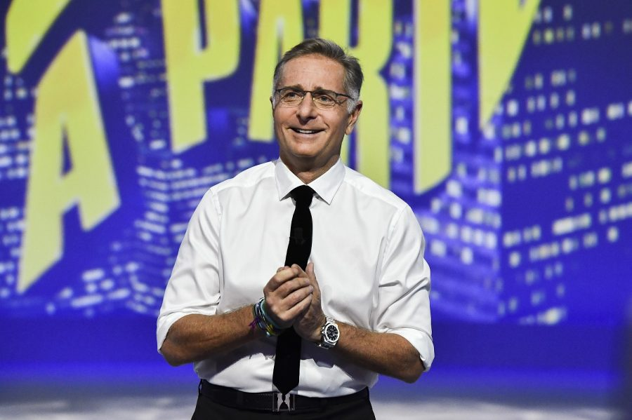 """""""Scherzi a parte"""": il programma torna su Canale 5 con Paolo Bonolis"""