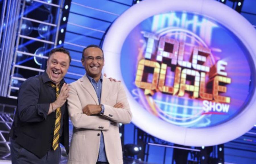 """""""Tale e Quale Show"""": stasera la gara dei campioni e giudice Gabriele Cirilli"""