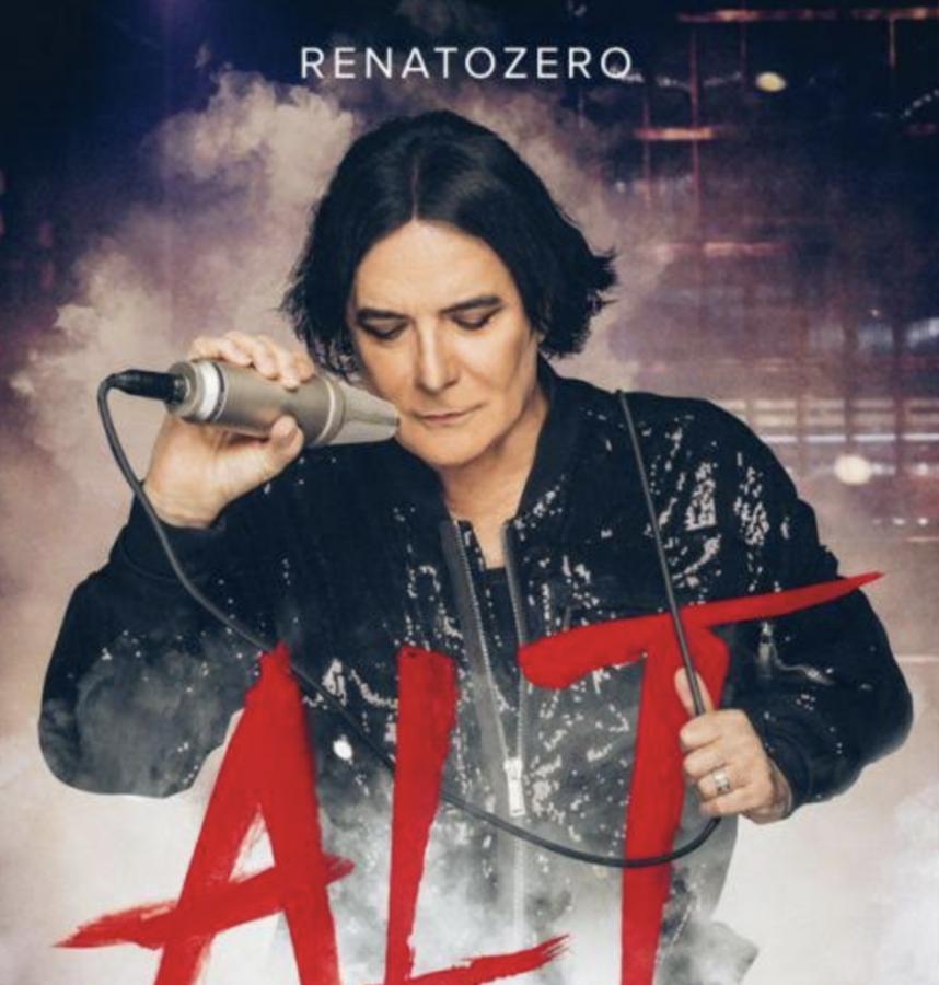 """""""ALT in tour"""": Renato Zero annuncia a sorpresa l'uscita del cofanetto"""