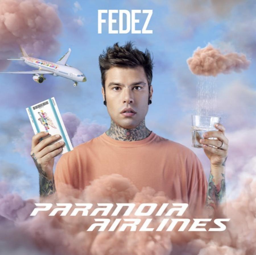 """L'annuncio social: """"Paranoia Airlines"""" è il nuovo album di Fedez"""