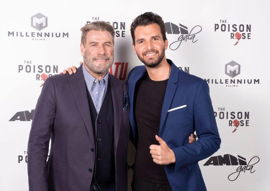 """""""La Rosa Velenosa"""": al via le riprese con John Travolta e Morgan Freeman"""