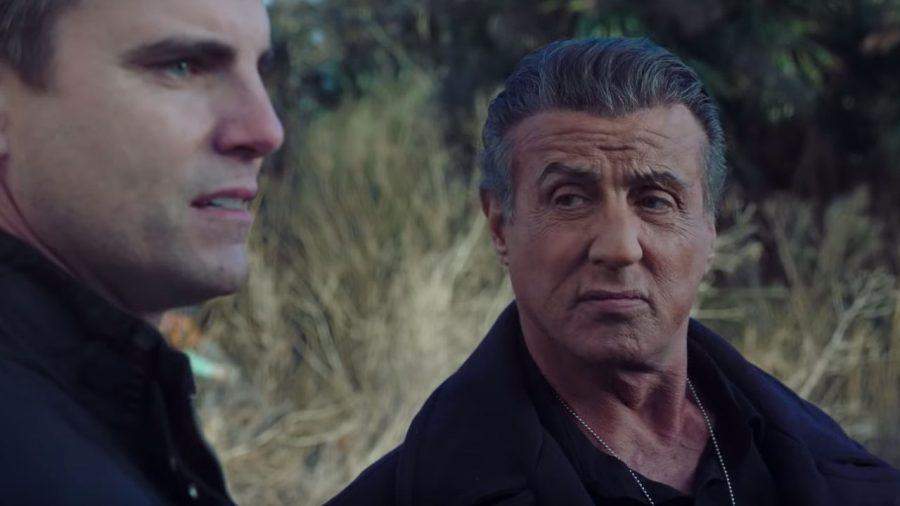 """Sylvester Stallone torna sul grande schermo con """"Backtrace"""""""
