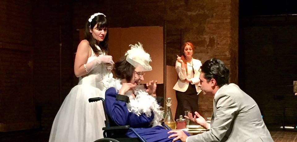"""""""Nella giungla delle città"""" di Bertolt Brecht in scena al Teatro Trastevere"""