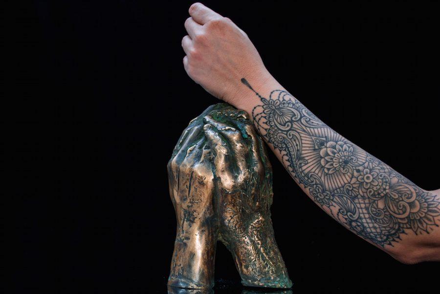 """""""Apoteosi del Tatuaggio"""": la mostra di Marco Manzo al Vittoriano"""