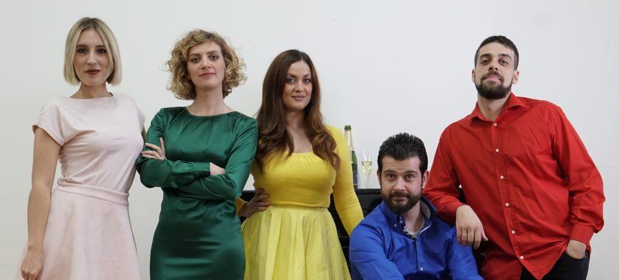 """La commedia di Derek Benfield """"Toccata e fuga"""" al Teatro Trastevere"""