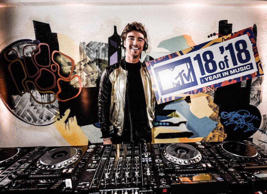 """""""MTV 18 of '18"""": un anno di musica tutto da rivivere con Andrea Damante"""