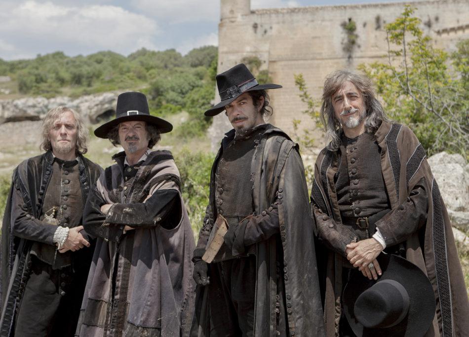 """""""Moschettieri del Re"""": al cinema la versione italiana del classico francese"""