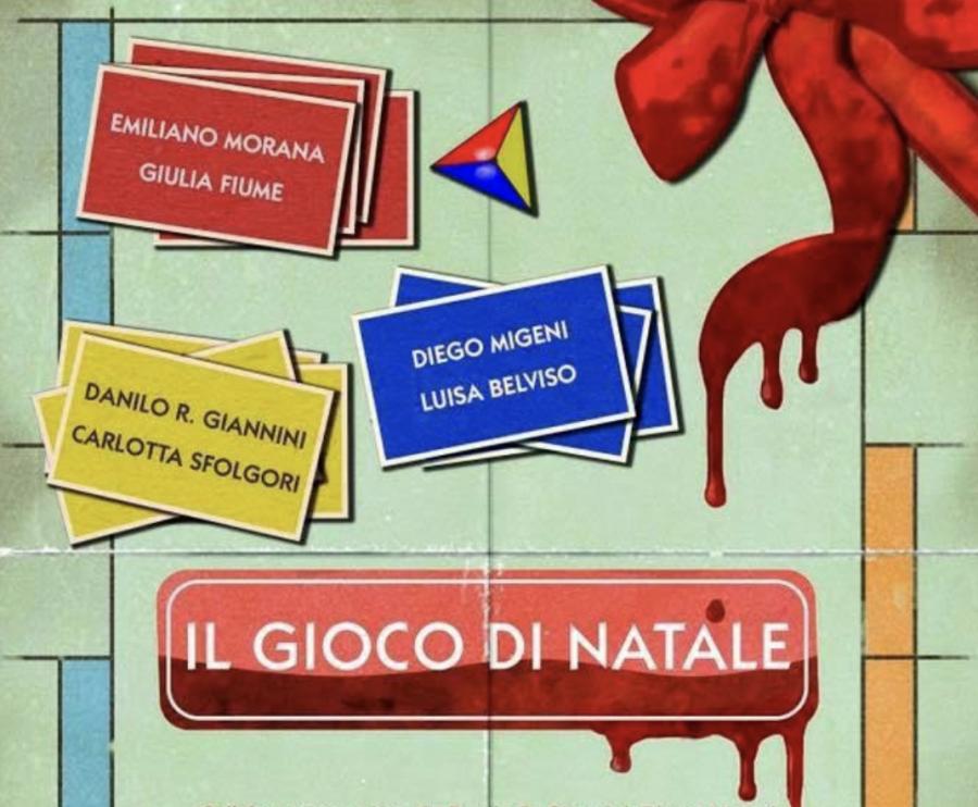 """Lo spettacolo """"Il gioco di Natale"""" al Teatro Trastevere di Roma"""