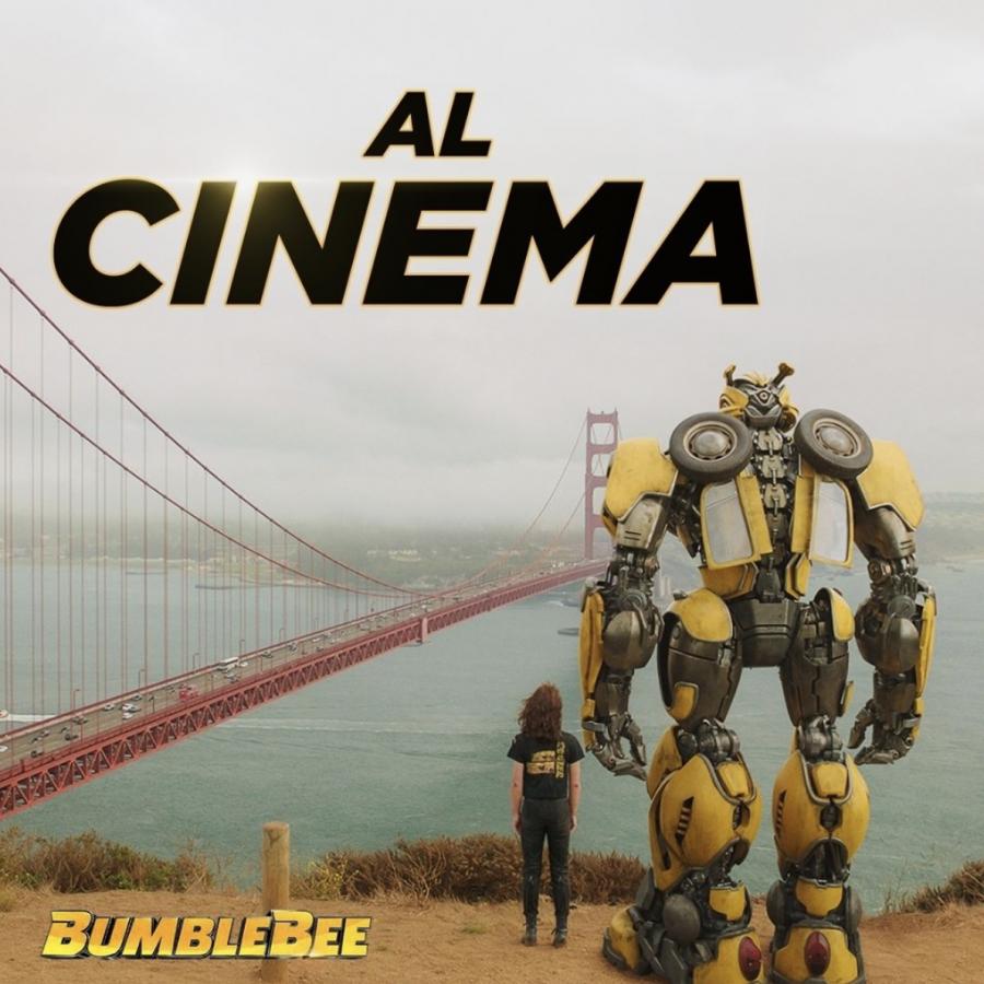 """""""Bumblebee"""": fuori oggi il nuovo film della saga """"Trasformers"""""""