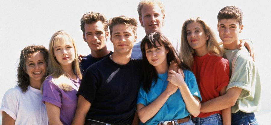 """""""Beverly Hills 90210"""": il ritorno della serie cult quasi 20 anni dopo"""