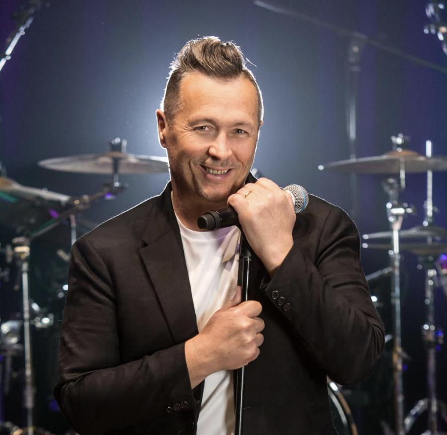 Paolo Belli chiude l'anno con un concerto a Cesena