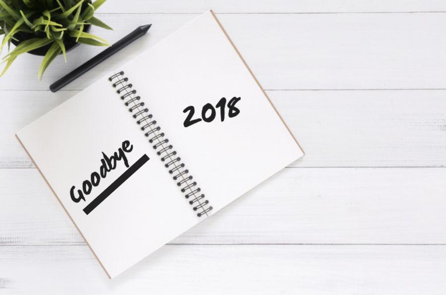 In attesa dell'anno nuovo, ecco i fatti più importanti del 2018