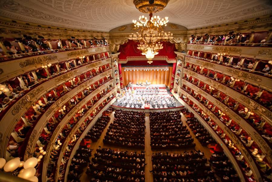 """L'""""Attila"""" fa esplodere il Teatro alla Scala di Milano alla prima"""