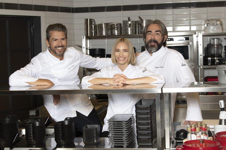 """""""Il ristorante degli chef"""": il gioco si fa duro… Doppia eliminazione!"""