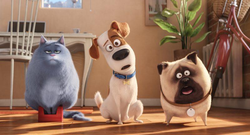 """""""Pets 2"""": un secondo trailer in attesa dell'uscita al cinema"""