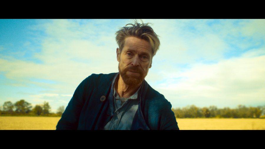 """Sei clip esclusive del film """"Van Gogh – Sulla soglia dell'eternità"""""""