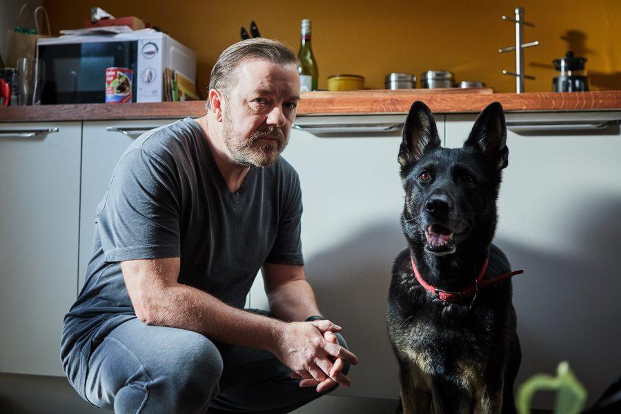 """""""After Life"""": arrivano le prime immagini della nuova serie Netflix"""