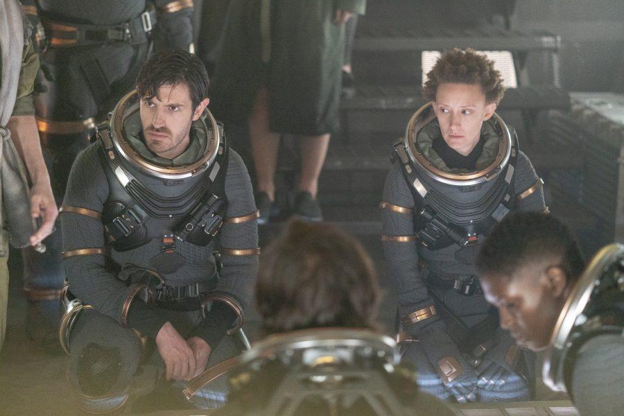 """""""Nightflyers"""" arriva su Netflix: un inquietante viaggio spaziale è alle porte"""