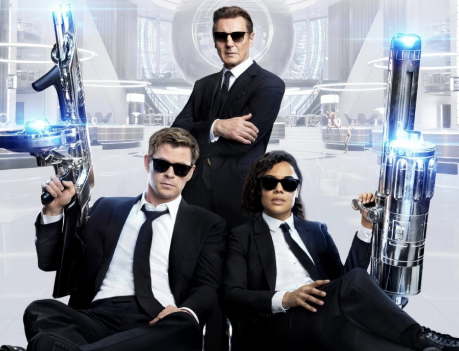 """Men in Black: International"": pubblicata la prima clip"