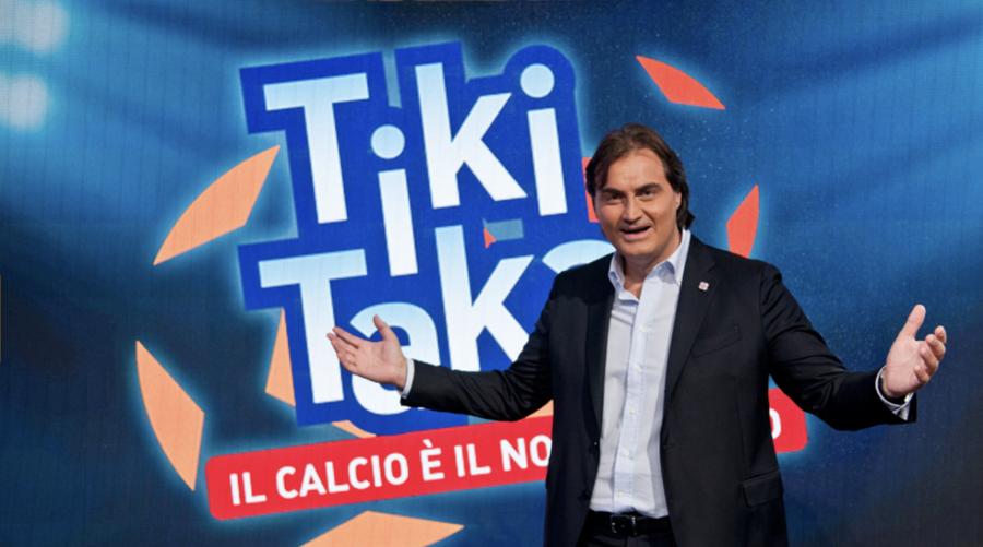 """""""Tiki Taka"""" sbarca su Canale 5 ogni domenica in seconda serata"""