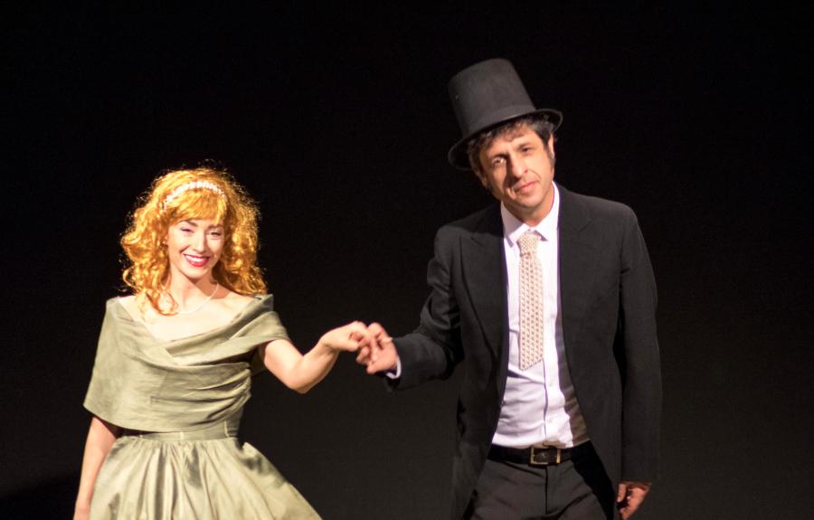 """""""Absurderie"""" al Teatrosophia: la nostra recensione dello spettacolo"""