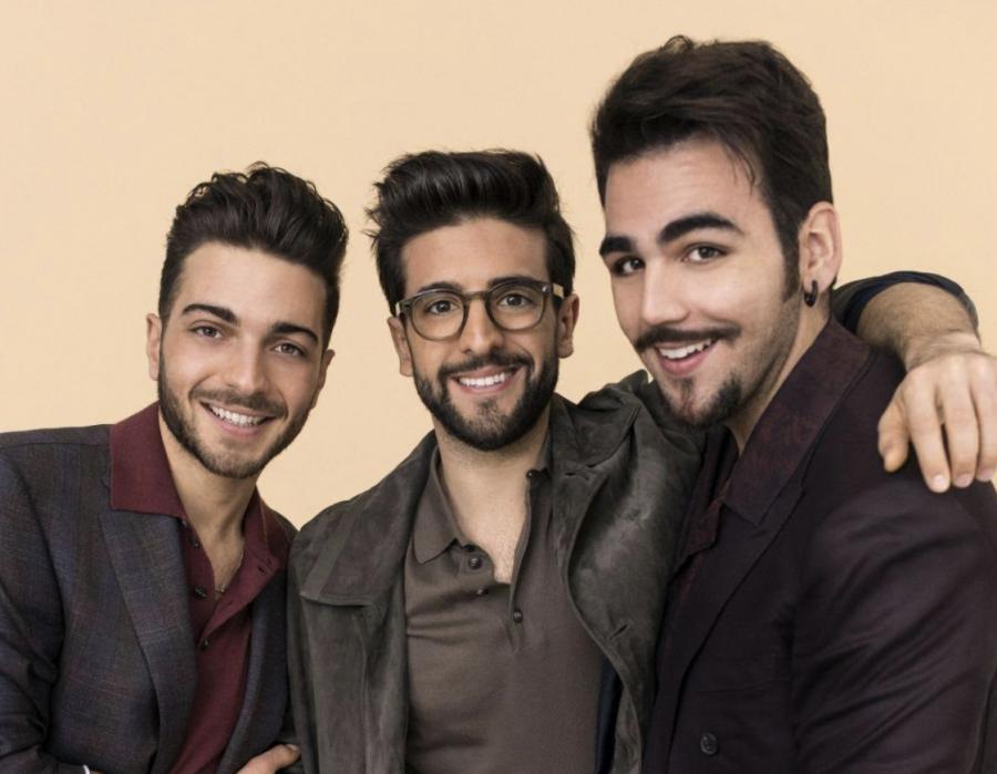 """Il Volo: """"A chi mi dice"""" è il nuovo singolo, poi il tour mondiale"""