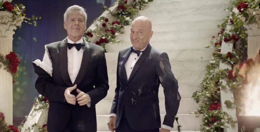 Festival di Sanremo 2019: negli spot TV la scala del Teatro dell'Opera