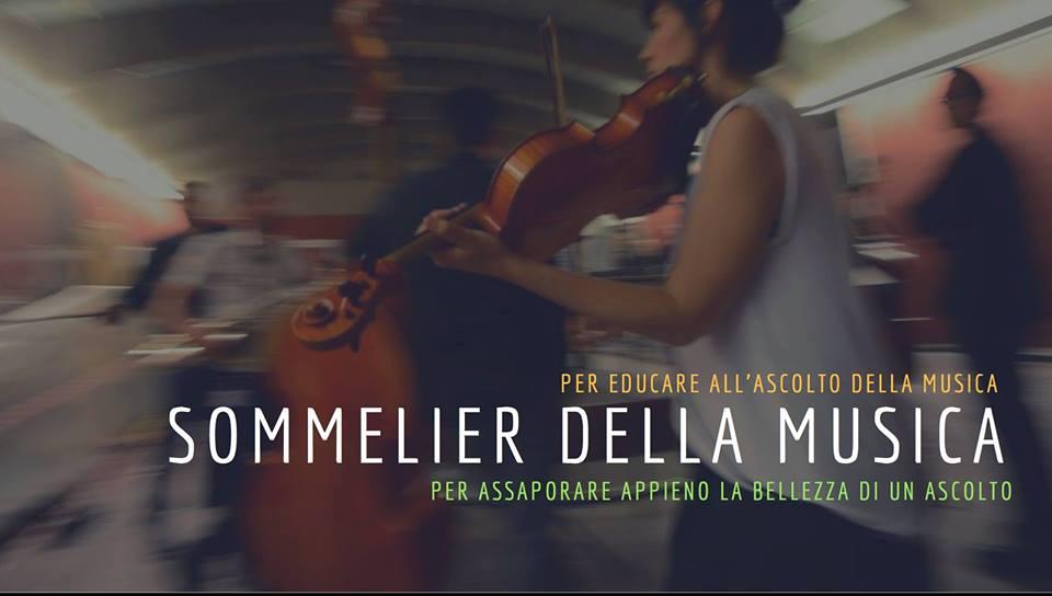 """""""Sommelier della Musica"""": tra pochi giorni il via al corso"""