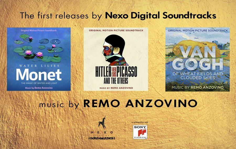 Quando l'arte si fa musica: tre colonne sonore di Remo Anzovino