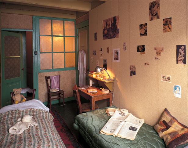 """""""L'alloggio segreto"""": l'inizio delle riprese del documentario"""