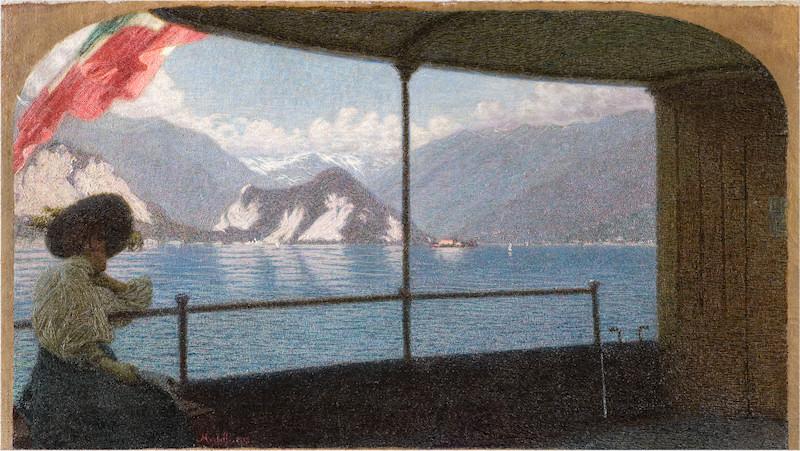 """""""Morbelli. 1853-1919"""": la mostra su Angelo Morbelli a Milano"""