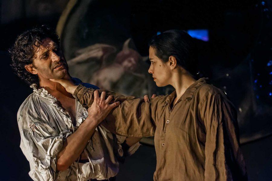 """OFF/OFF Theatre: dal 12 al 17 febbraio in scena """"Io Caravaggio"""""""